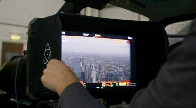 The Atomos Sumo's AtomHDR function proved especially useful to monitor both SDR and HDR versions of the project.