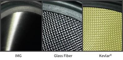 Speaker materials