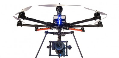 Hypercore on drone