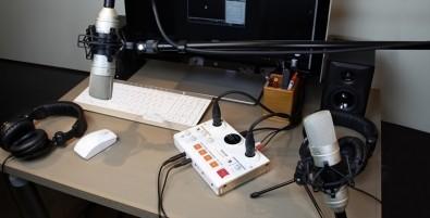 Tascam Ministudio US-42 Podcast Console
