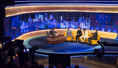 TC1 in action for The Jonathan Ross Show, the first production to use the 'new' TVC. Click to enlarge.