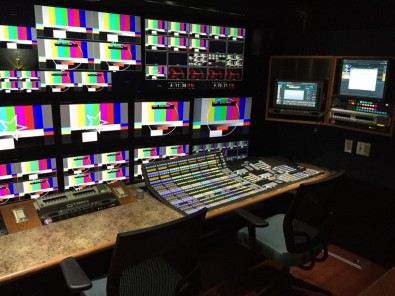 Grass Valley Kayenne production switcher