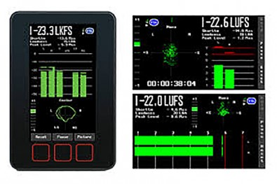 One Loudness monitoring option is TSL Products' PAM PiCo, a compact and fully featured Audio and Loudness meter.