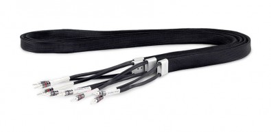 This Tellurium Q Silver Diamond speaker cable lists at £895.80 ($1200) per metre and with interconnects costs £2292 ($3178) for a 1 metre pair (XLR). Source: Tellurium Q.