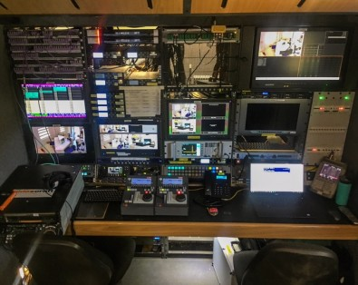 Timeline partnered with Telenor to secure the satellite space before deploying its uplink truck at the production site.