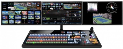 Tricaster TC-1 with Skype TX