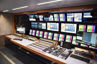 The new OB Vans feature a Sony XVS-8000 video switcher, HDC-4300 4K cameras and a Studer Vista audio mixing console.