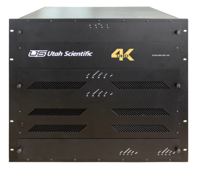 Utah UHD12G 4K router is targeted at enterprise-level applications.