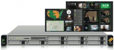 The VB288 Content Extractor runs on an off-the-shelf server and provides mosaic view and alarming on any web browser.