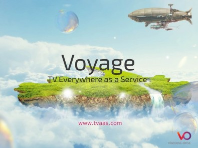 Voyage - TV Everywhere as a Service, also known as TVaaS, haas just been integrated with a new HTML5 Web player.