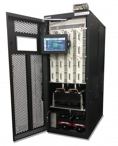 Installing a new Comark PARALLAX solid state transmitter gives stations a better signal-to-noise ratio and reliable ERP replication pf their ATSC 1.0 signal.