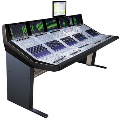 Studer Vista X console. Click to enlarge.
