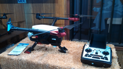 The Walkera Voyager 3 is $1999 and is available from Amazon.com.  <br />