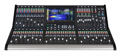 The Strata 32 console provides access to all resources in the WheatNet-IP network, via a touchscreen interface, for reliable remote mixing capability.