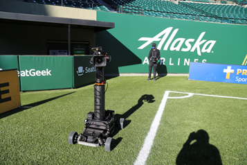U.S. Major League Soccer club, Portland Timbers, first to trial AGITO Sports as COVID-Compliant Steadicam replacement.