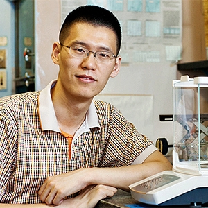 Yuan Yang, assistant professor of materials science and engineering at Columbia University