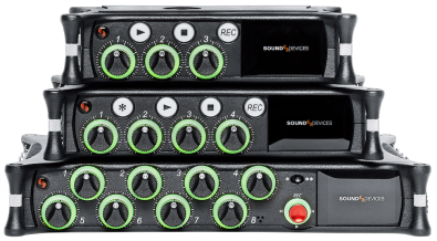 Sound Devices MixPre II series.