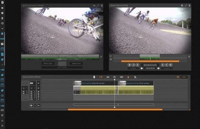 Blackbird Ascent helps non-technical people grab clips at live events
