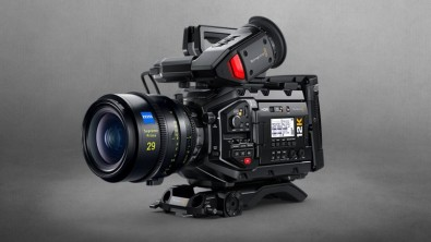 The Blackmagic Design Ursa Mini Pro 12K works well for those looking to extract HD and 4K sections of an image for sports replays and other things.