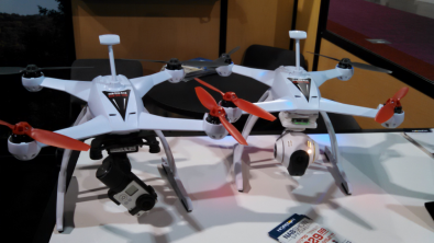 Blade 350QX3 w/ GoPro and 16MP Blade cameras