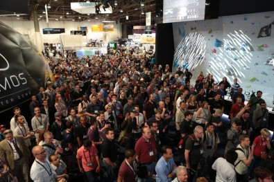 The NAB 2016 exhibit halls were full as a record 103,000 attendees and vendors sought new partnerships.