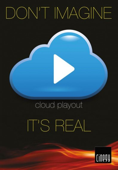 Cinegy may be targeting its DANIEL2 codec at cloud applications. Said Cinegy CTO Weigner,