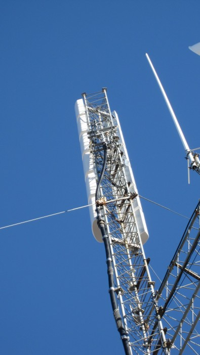 This dual panel antenna appeared innocent. It wasn't.