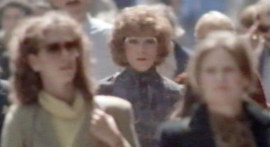Extreme telephoto scenes captured with 1000mm lenses can often add a distinctive signature look to a production. Above is the celebrated scene from Sydney Pollack's Tootsie (1982) where Dustin Hoffman is revealed for the first time dressed as a woman. Below is the climactic ultra telephoto scene of humanity's liberation from George Lucas' THX1138 (1971).<br />