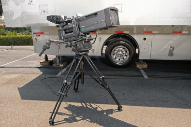 The F&F GTX-18 truck captures live events with more than a dozen Sony HDC-4300 4K cameras and Fujinon 4K UHD lenses.
