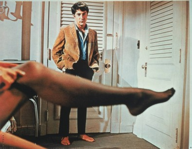 "In the 1967 movie, ""The Graduate"", starring Dustin Hoffman and Anne Bancroft, Ben (Hoffman) is advised to pursue plastics in his career because of its coming importance.<br />"