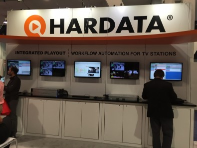 HARDATA displayed several digital tools and CiaB.