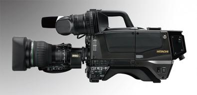 Hitachi's 3 CCD Z-HD5000 camera