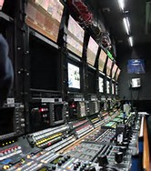NEP now uses one IP-enabled truck to produce sporting events.