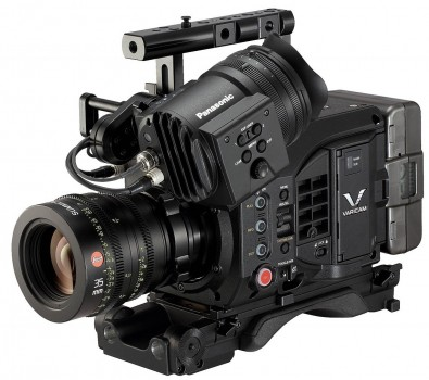 The VariCam LT has 14+ stops dynamic range with switchable 800/5000 native ISO