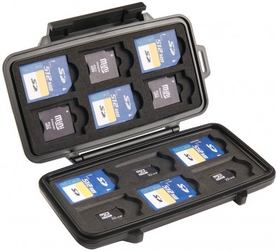 Pelican Hard Case for Media
