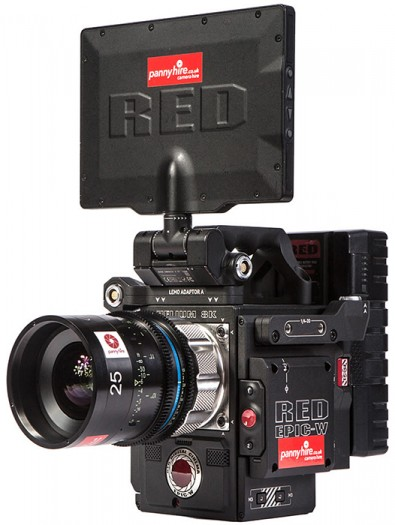 RED's $30,000 8K Camera.