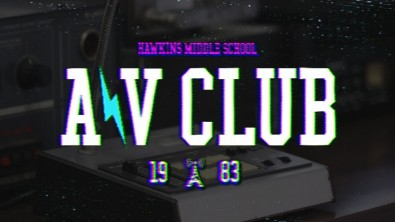 AV Club.