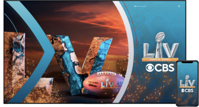 CBS has unveiled a new graphic look, created by SMP Digital Graphics.