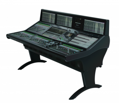 The System TV console has a beautiful old-school analogue gain structure feel with magical dynamics and EQ.