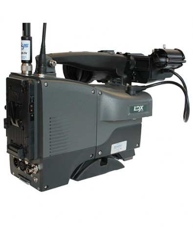 The LDX 86 RF with integral transmitter from VideoSys.