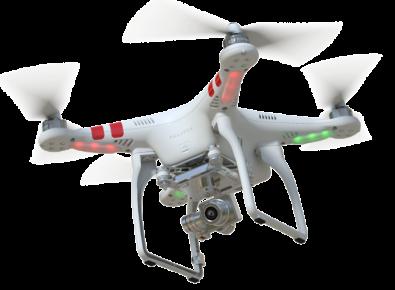 The DJI Phantom 2 flying camera