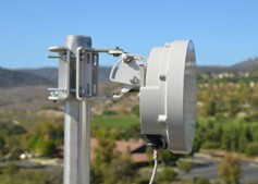 New 60 GHz link can resolve last-mile fiber challenges.