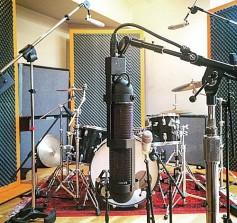 AEA R88 in recording session.