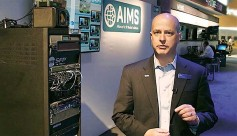 Mike Cronk, chairman of AIMS.