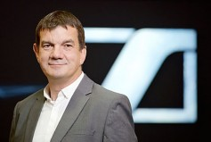 Achim Gleissner, commercial manager of broadcast and media at Sennheiser.