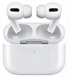 Apple Airpod Pro wireless earbuds.
