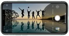 iPhone Camera App.