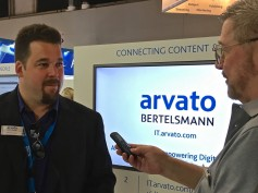 Arvato's strategic product mgr., Ben Davenport.
