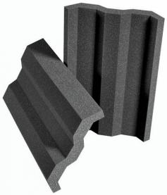Auralex VersaTile sound absorption material