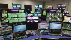 beIN Sports headquarters in Qatar has installed M2Control to manage graphics events across all 32 of its channels.